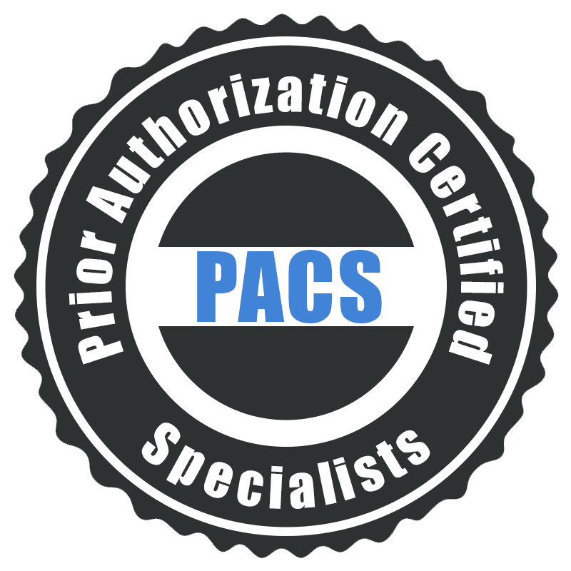 Prior Authorization Certified Specialist Badge